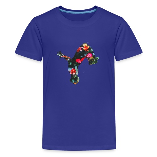 Tropical uproar flip logo - Kids' Premium T-Shirt