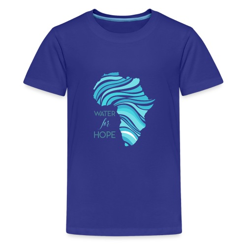 WATER for HOPE - Kids' Premium T-Shirt
