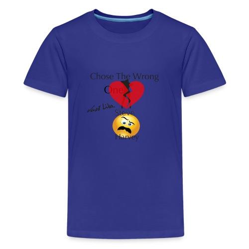 The Wrong One - Kids' Premium T-Shirt