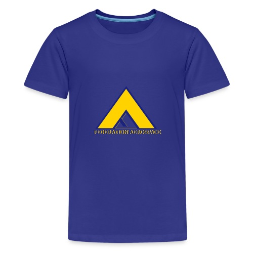 Federation Aerospace - Kids' Premium T-Shirt