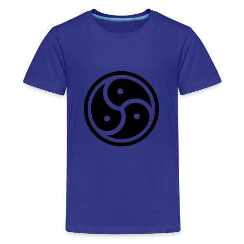 Kink Community Symbol - Kids' Premium T-Shirt
