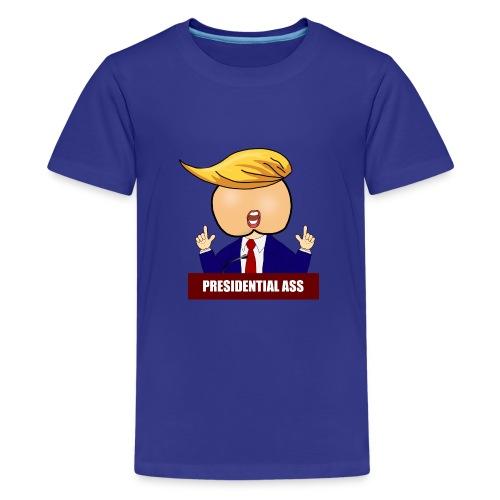 Presidential Ass - Kids' Premium T-Shirt