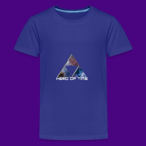 Hero Of Time - Kids' Premium T-Shirt