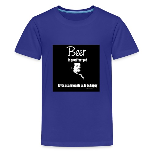 Beer T-shirt - Kids' Premium T-Shirt