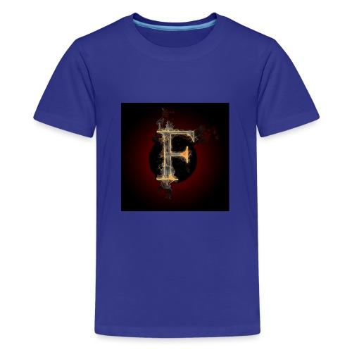 fofire gaming/entertainment - Kids' Premium T-Shirt