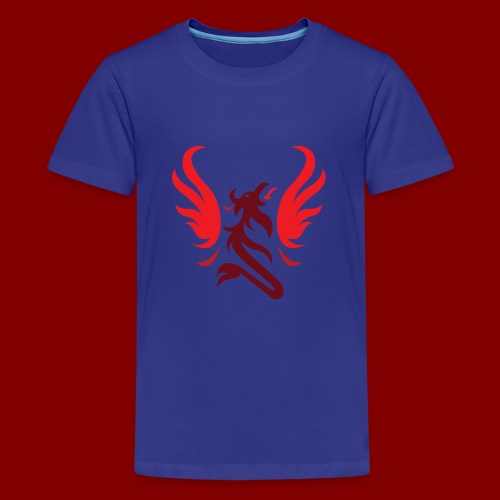 LiftCastTV Subdued - Kids' Premium T-Shirt