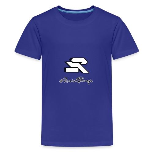 #ResistAlways Shirt - Kids' Premium T-Shirt