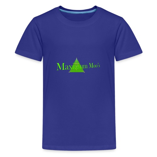 Maximum Moos - Kids' Premium T-Shirt