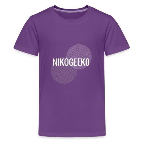 Nikogeek0 - Kids' Premium T-Shirt