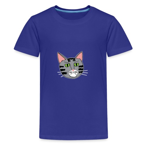 Sour Puss 07 - Kids' Premium T-Shirt