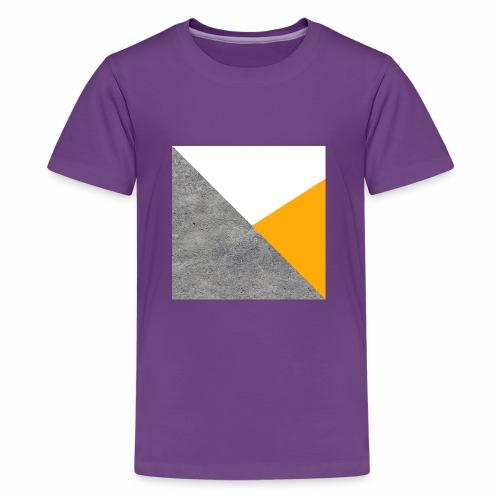 Pattern - Kids' Premium T-Shirt