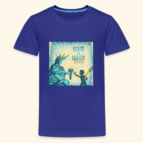 L4L shirt - Kids' Premium T-Shirt