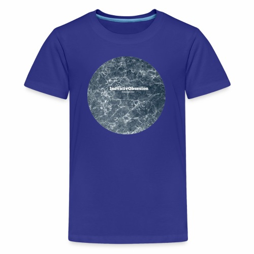 "InovativObsesion ""LEGEND RIPPLE"" apparel - Kids' Premium T-Shirt"