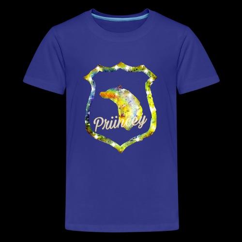 Priincey's HufflePuff house - Kids' Premium T-Shirt