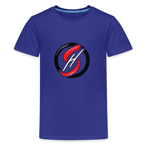 Arya Sahsouh Emblem - Kids' Premium T-Shirt