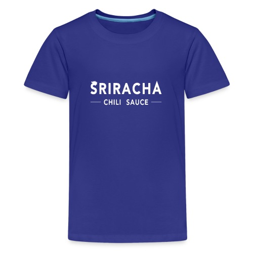 sriracha sauce merch - Kids' Premium T-Shirt