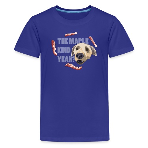 dogmaple4 - Kids' Premium T-Shirt
