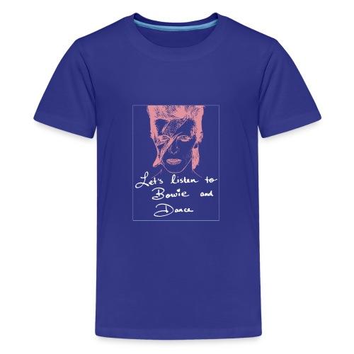 Bowie Baby - Kids' Premium T-Shirt