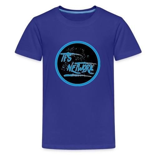 TFS Network Logo - Kids' Premium T-Shirt