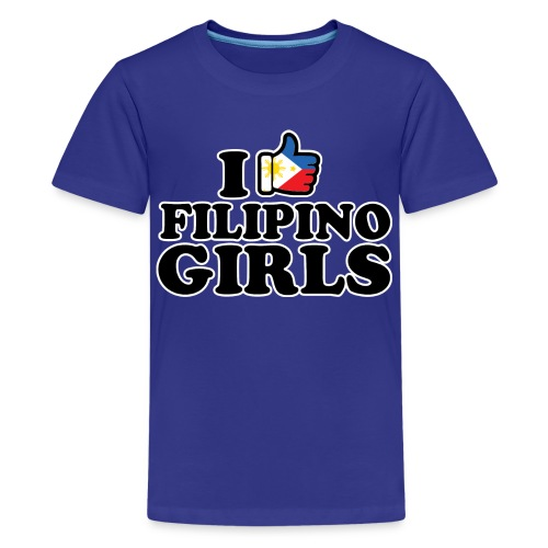 fd likegirls - Kids' Premium T-Shirt