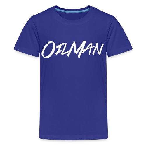 OilMan - Kids' Premium T-Shirt