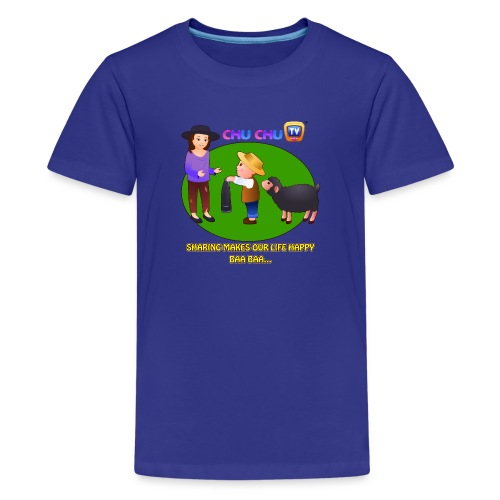 Motivational Slogan 1 - Kids' Premium T-Shirt