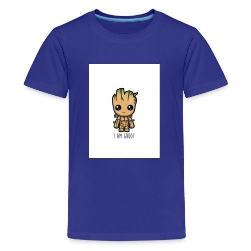Groot - Kids' Premium T-Shirt