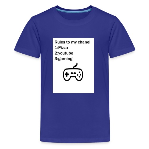 jxgamer merch - Kids' Premium T-Shirt