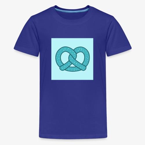 Pretzel Octobre party oktoberfest - Kids' Premium T-Shirt