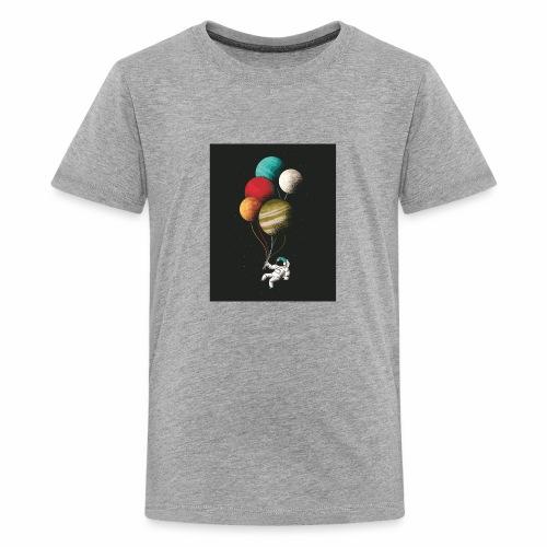 Space fly - Kids' Premium T-Shirt