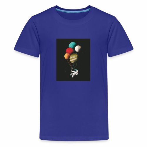 Space fly - Kids' Premium T-Shirt