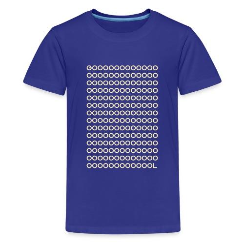 Gol Women's Tee - Kids' Premium T-Shirt