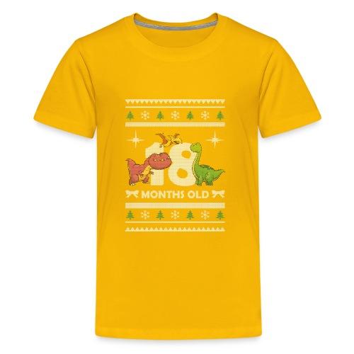 Christmas 18 months old - Kids' Premium T-Shirt