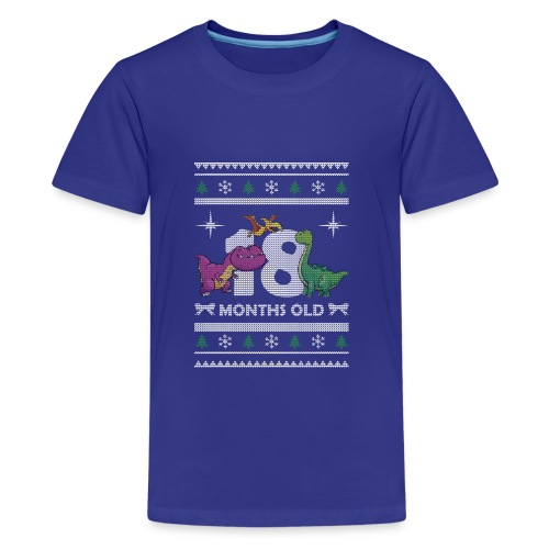 Christmas 18 months old - Kids' Premium T-Shirt