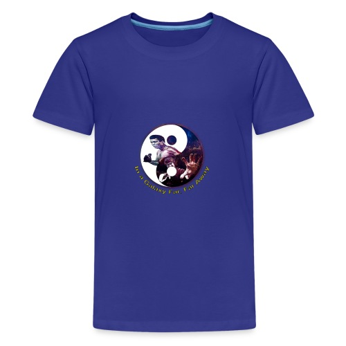Muhammad ali, Bruce lee,In a galaxy far, far Away - Kids' Premium T-Shirt