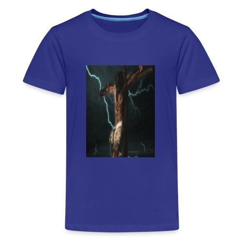 JESUS1 - Kids' Premium T-Shirt