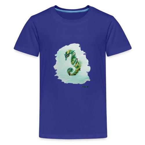 Sea Horse - Kids' Premium T-Shirt