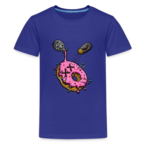 DONUT EAT ME! - Kids' Premium T-Shirt