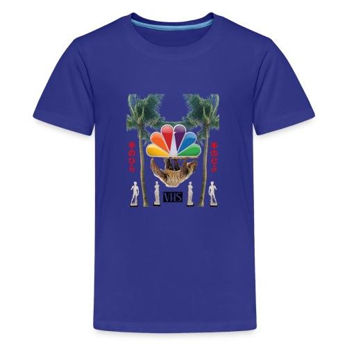 空のデータ - Kids' Premium T-Shirt