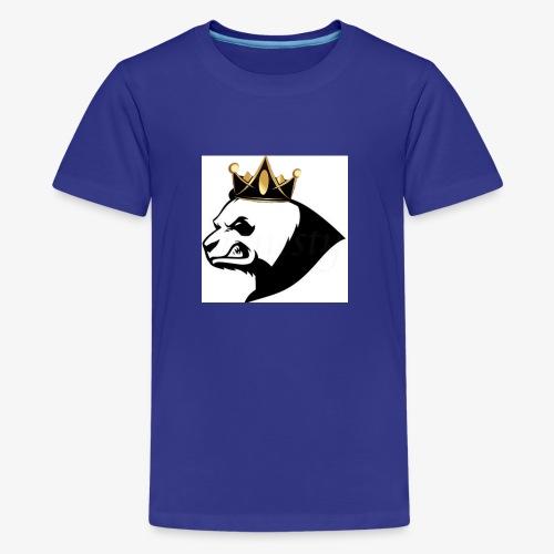 Panda squad hoodie - Kids' Premium T-Shirt