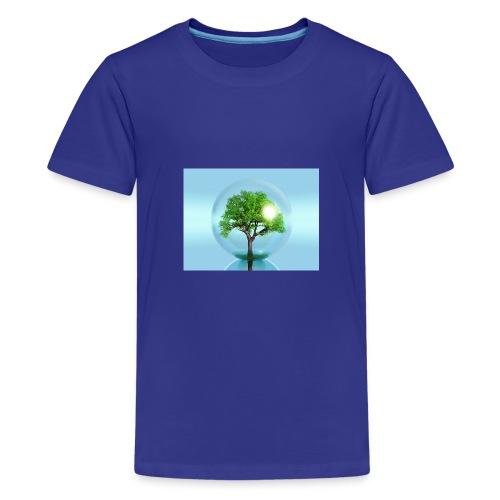Tree Of Planet - Kids' Premium T-Shirt
