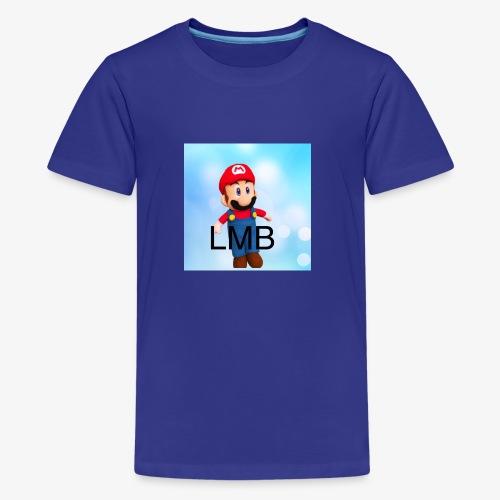 LMB Logo - Kids' Premium T-Shirt