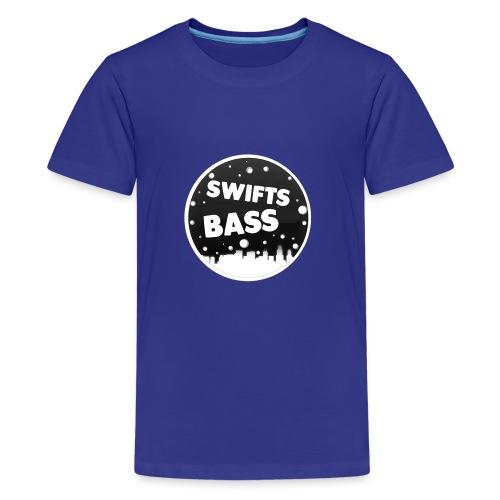 Swifts Bass Logo - Kids' Premium T-Shirt