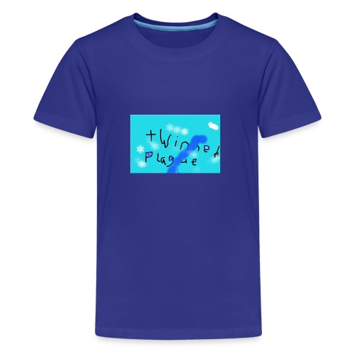 The official twinned army merch - Kids' Premium T-Shirt