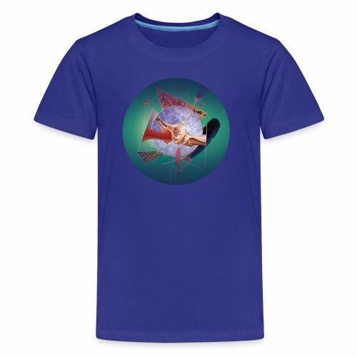 Organic network composition - Kids' Premium T-Shirt