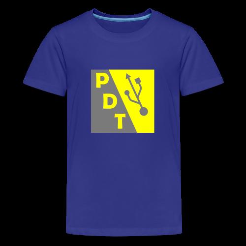PDT Logo - Kids' Premium T-Shirt