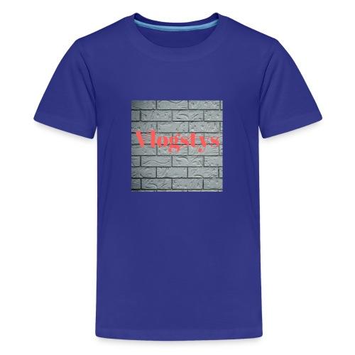Volgstys - Kids' Premium T-Shirt
