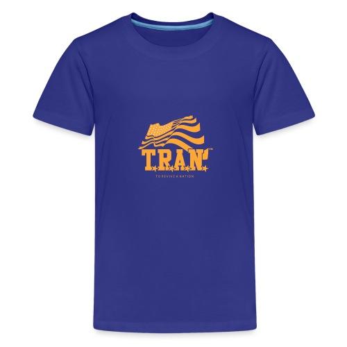 TRAN Gold Club - Kids' Premium T-Shirt