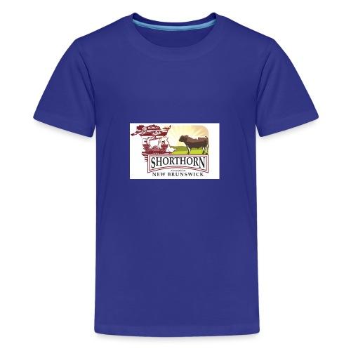 New Brunswick shorthorn - Kids' Premium T-Shirt