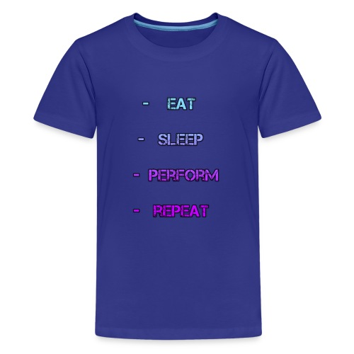 littlelaurzs productions T-shirt - Kids' Premium T-Shirt